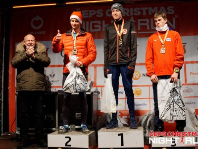 ČEPS Christmas Night Run 2018
